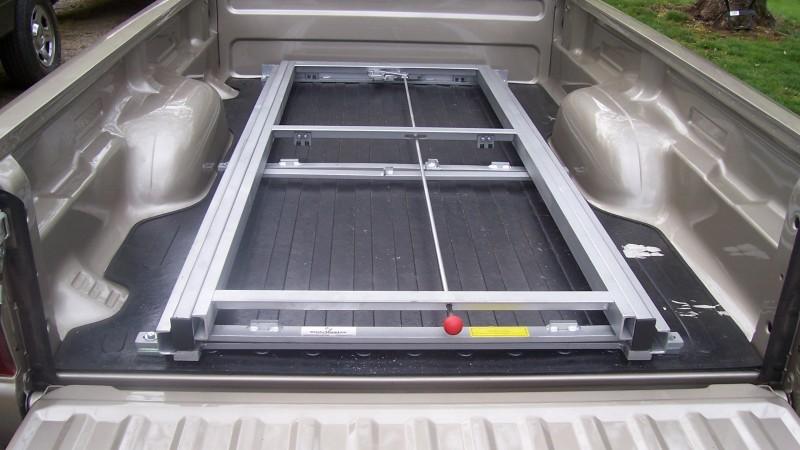 Truck Bed Cargo Slide Slidemaster